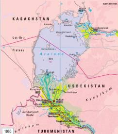 Aralsee 1960