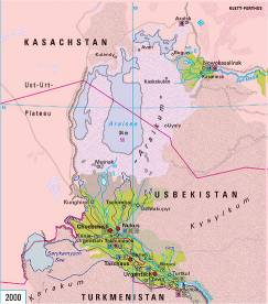 Aralsee 2000