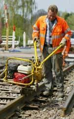 'Ewige' Bauarbeiten bei der Bahn
