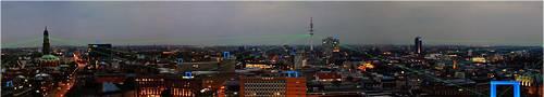 Blue Goals in Hamburg