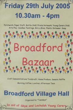Broadford Bazaar