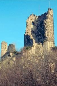 Ruine Burg Drachenfels