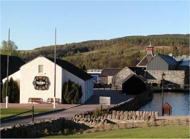 Glenfiddich Destillerie