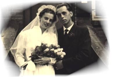 Grüne Hochzeit von Ilse und Klaus