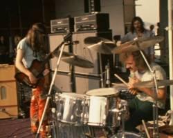 Jethro Tull 1970 - Soundcheck