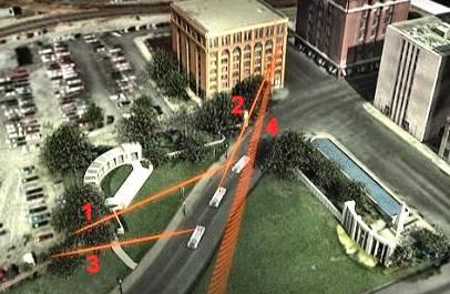 Neue Theorie zum Kennedy-Attentat: Vier Schüsse