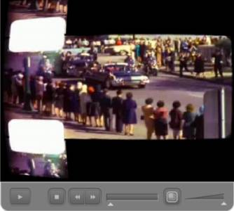 Zapruder-Film: Attentat auf Kennedy 22.11.1963