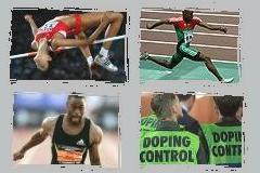 Höher, schneller, weiter – mit Hilfe von Doping?