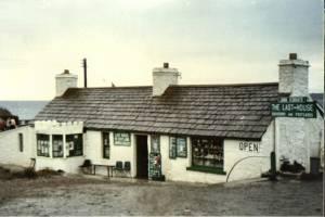 """""""Last House"""" in John O'Groats"""