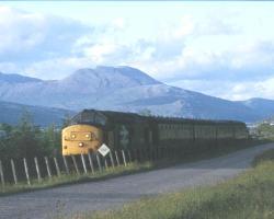 Schottland 2005: Loch Carron