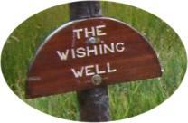 Wishing Well (Wunschquelle) bei Callander/Schottland