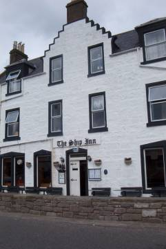 The Ship Inn in Stonehaven
