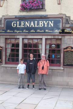 Glenalbyn in Inverness (welcher Name)