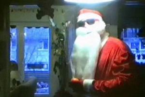 Wilifried Anders, der Weihnachtsmann