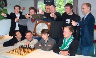 DM 2005 Schach für den SV Werder Bremen