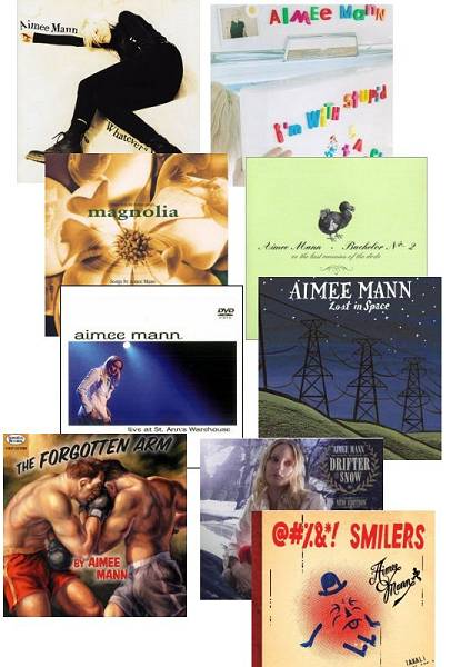 Aimee Mann: Discographie