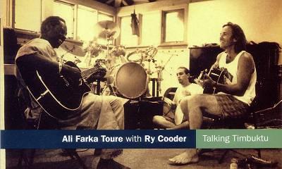 Ali Farka Touré & Ry Cooder: Talking Timbuktu