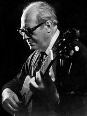 Andrés Segovia (1893 - 1987)