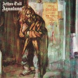 Jethro Tull: Aqualung - Frontcover