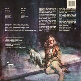 Jethro Tull: Aqualung - Rearcover