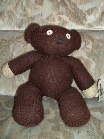 Christas Bärchen: Mr. Bean's Bear