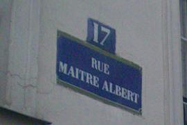 Rue Maître-Albert