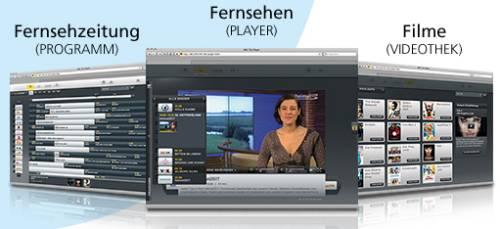 Online-TV bei EweTel