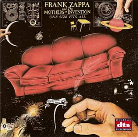 Frank Zappa & Mothers Of Invention: One Size Fits All (1975)