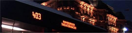 Hamburger Theaternacht 2011