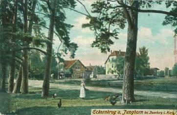 Jungborn um 1900