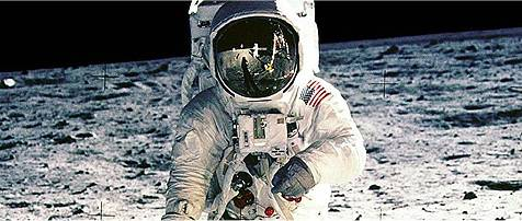 40 Jahre Mondlandung