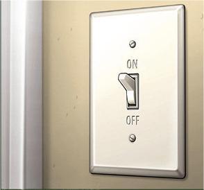 Der Letzte macht das Licht aus