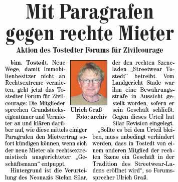 Kreiszeitung Nordheide Wochenblatt Nr. 36 vom 07.09.2011/40. Jg.
