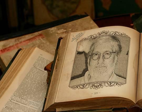 Willi im Buch