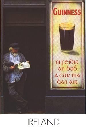 Postkarte: Irland