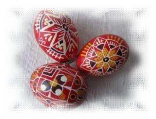 Ostereier aus Prag