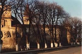 Kirchenburg in Prejmer