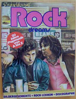 Ingeborg Schober/Guy Peellaert: Rock Dreams - 1973