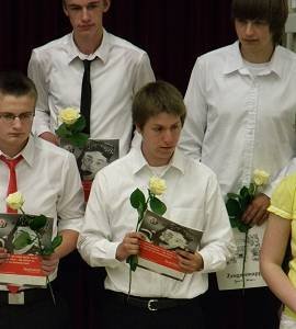 Schulabschluss Erich Kästner-Realschule Tostedt 18.06.2010