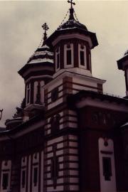 rumänisch-orthodoxes Kloster Sinaia (Manastirea)