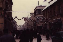 Weihnachtszeit in Brasov/Rumänien