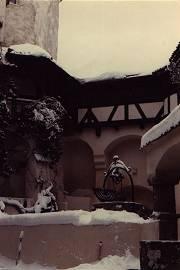 Schloss/Burg Bran (Törzburg)