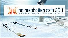 Nordischen Skiweltmeisterschaft 2011 Oslo/Norwegen