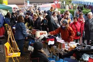 Töster Flohmarkt 2009