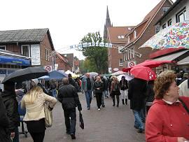 Flohmarkt Tostedt 2010 - Töster Markt