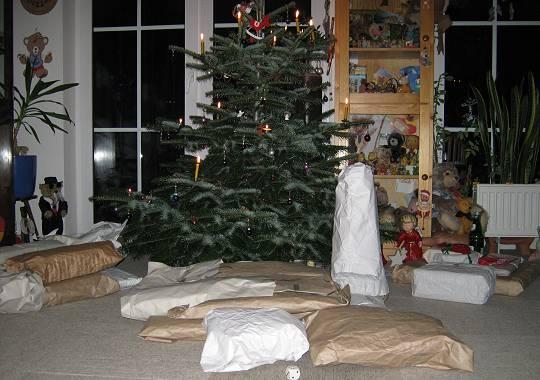 Weihnachten bei AlbinZ