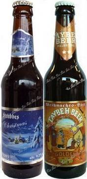 Strubbe Christmas - Taybeh Weihnachts-Bier