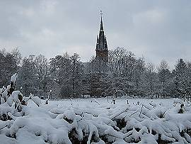 Winter in Tostedt - 2010