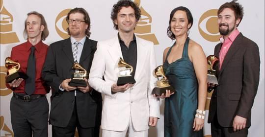 Grammy 2009 für (Dweezil) Zappa plays (Frank) Zappa