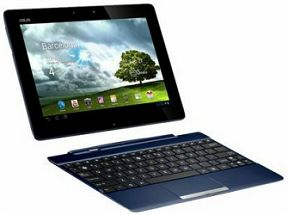 Beispiel Tablet mit Dockstation